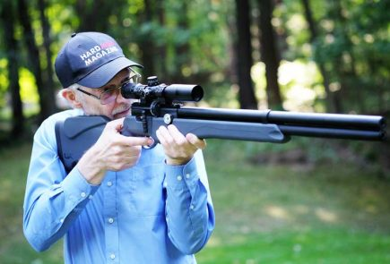 Shooting The Umarex Origin PCP Air Rifle