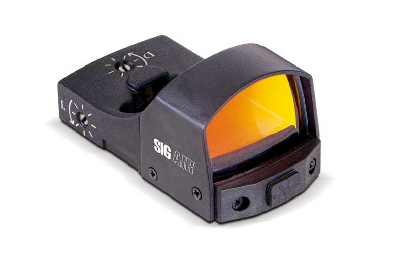 SIG AIR Reflex Sight Now Shipping