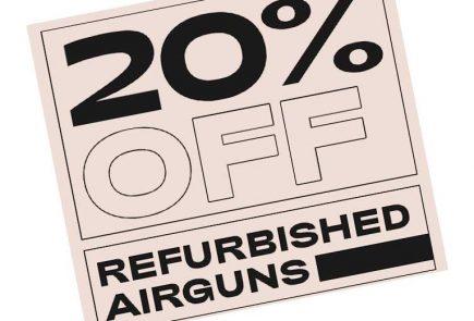 20% Off Refurbs At Pyramyd Air