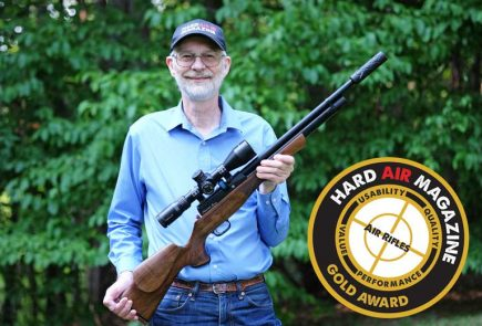 Daystate Huntsman Revere Air Rifle .22 Caliber Test Review