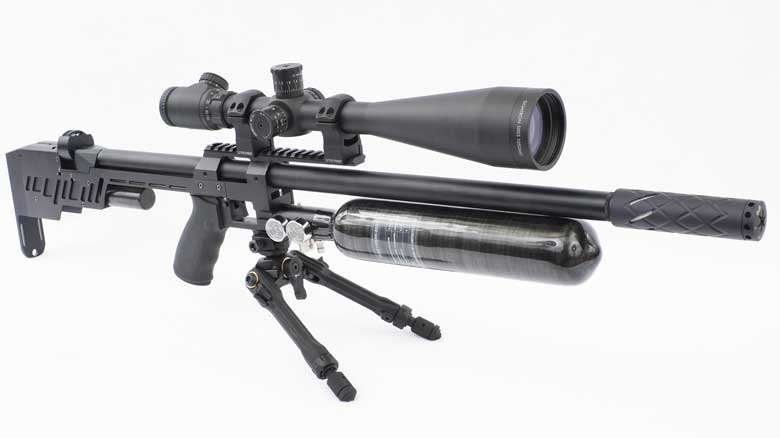 Prophet PCP air rifle