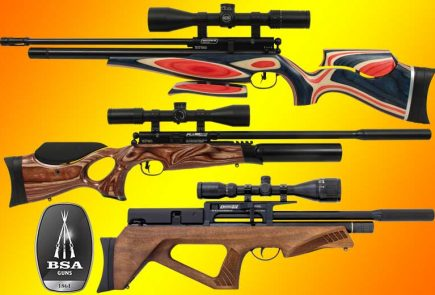 Save Up To $604.99 On These BSA Airgun Deals