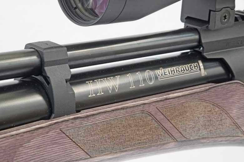 Weihrauch HW110 TK Air Rifle