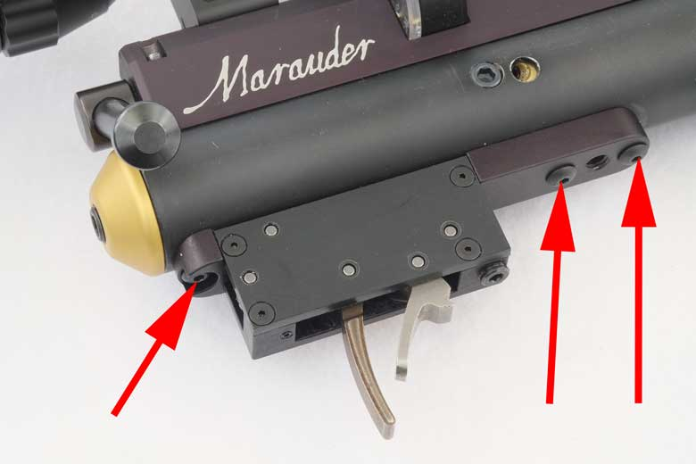Marauder And Challenger 2009 Triggers - Differences And Similarities