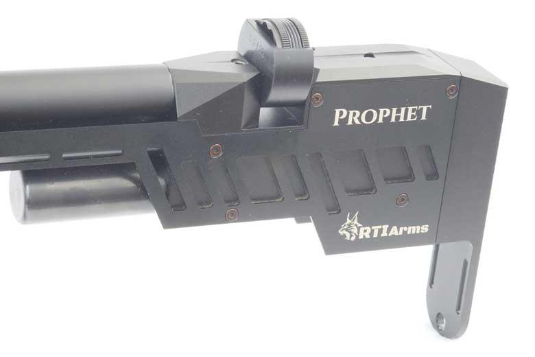RTI Prophet air rifle.