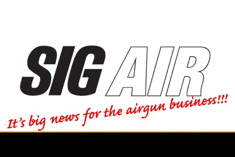 SIG AIR, EMG Collaboration Indicates Way Forward In Airguns