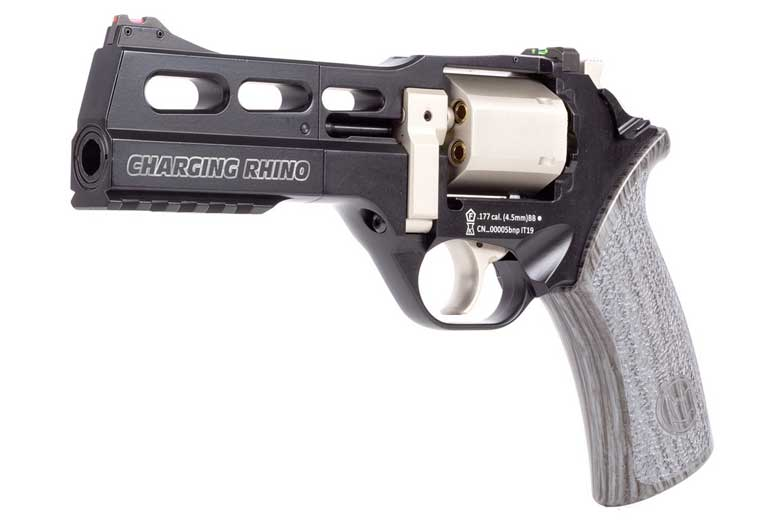 Chiappa Charging Rhino CO2 Pistol Now Available At Pyramyd Air