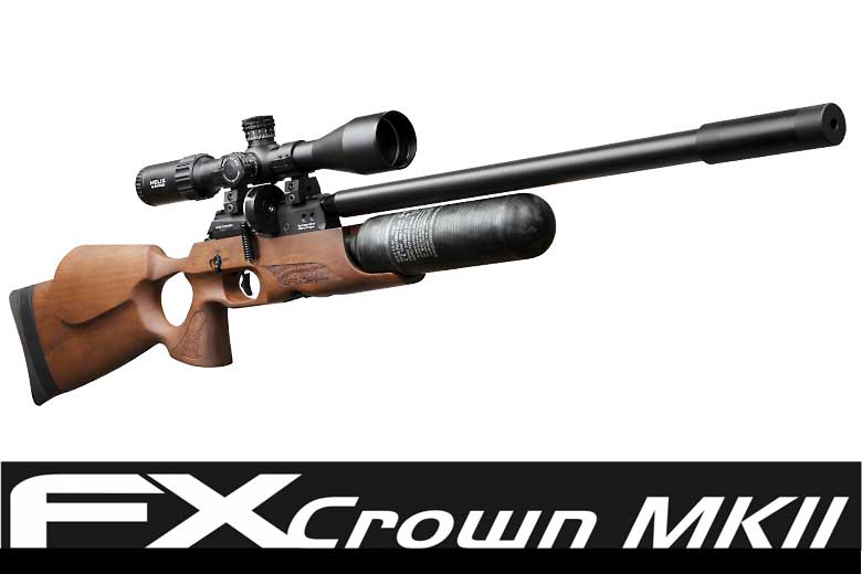 New FX Crown MkII Is Launched