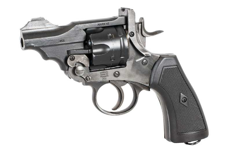 Coming Soon - Webley MkVI Police And Civilian CO2 Revolvers