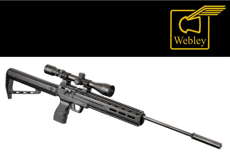 Webley Releases New Nemesis X Air Rifle