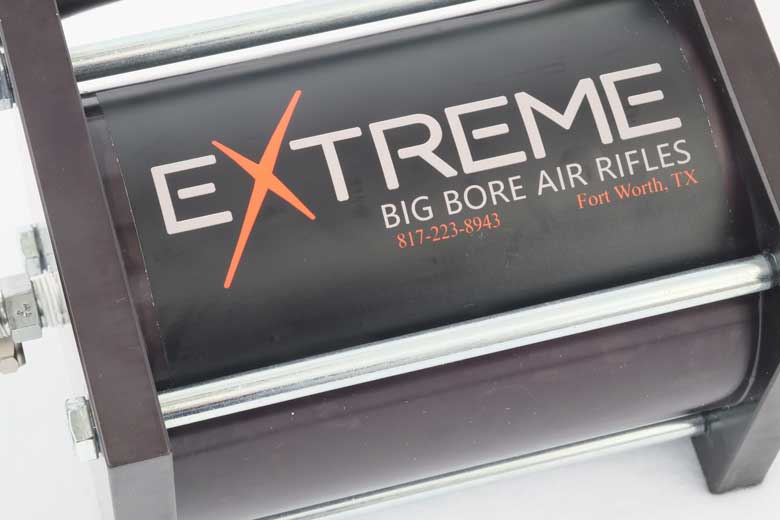 The Extreme Booster Pump - Fill Your PCP To A Higher Pressure Than The Tank!