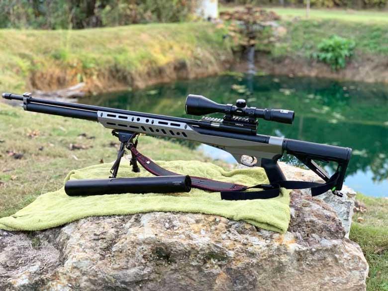 Extreme Big Bore Air Rifles