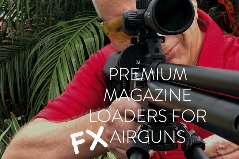 Load FX Airguns Fast With New STUD Magazine Loaders