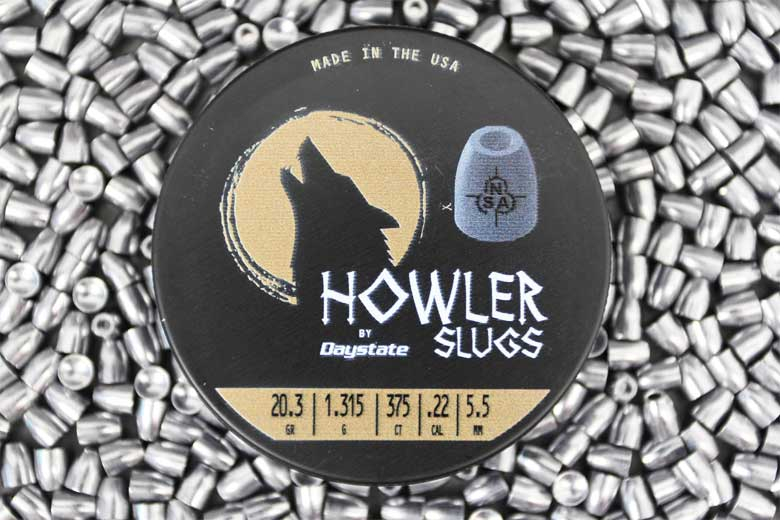 .22 Caliber Daystate Howler Slugs Are Announced Today!