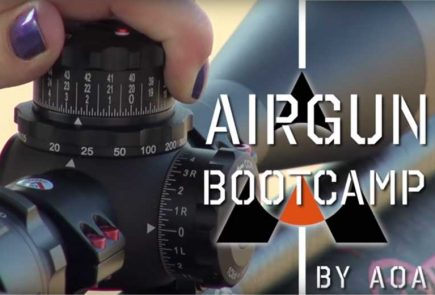 Mount And Sight-In A Scope - Airgun Bootcamp
