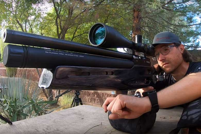 Daystate Red Wolf Field Target LPR Video Review