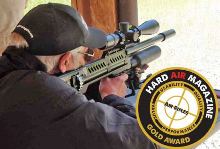 LCS Air Arms SK-19 Air Rifle Review .22 Caliber