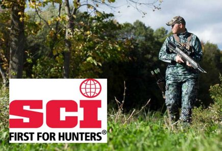 New SCI Airgun Category For World's Largest Record Book And World Hunting Awards