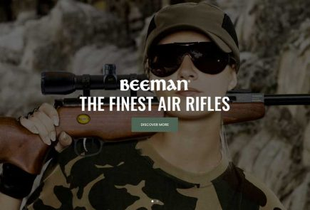 The Beeman Airguns Website Is Back