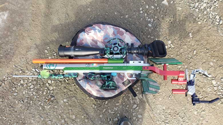 Field Target Competitor Paul Cray Talks Airguns