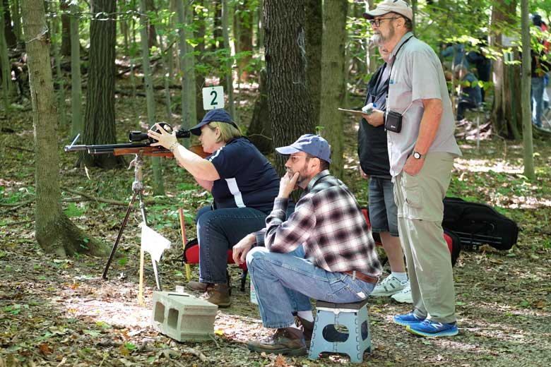 Top Field Target Competitor Paul Cray Talks Airguns - Part 2