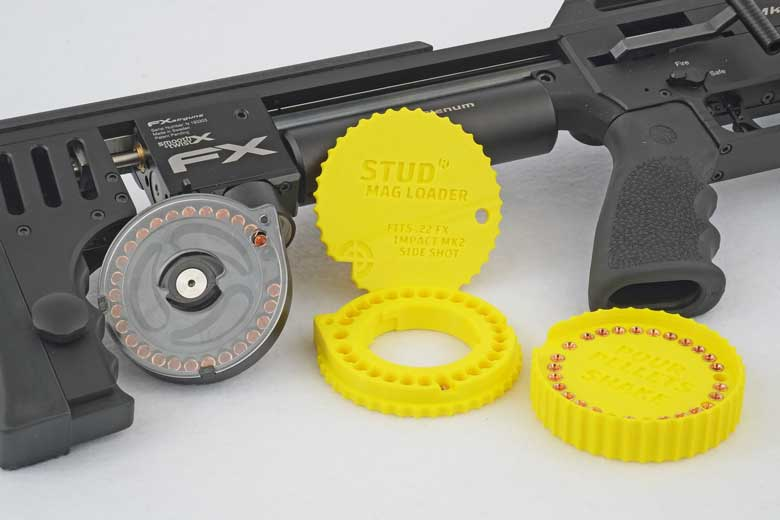 STUD Magazine Loader For FX Impact Now Available