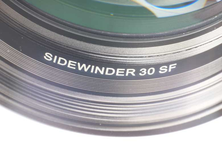 Let's Look At This New Hawke Sidewinder 30 SF 4-16x50 Scope