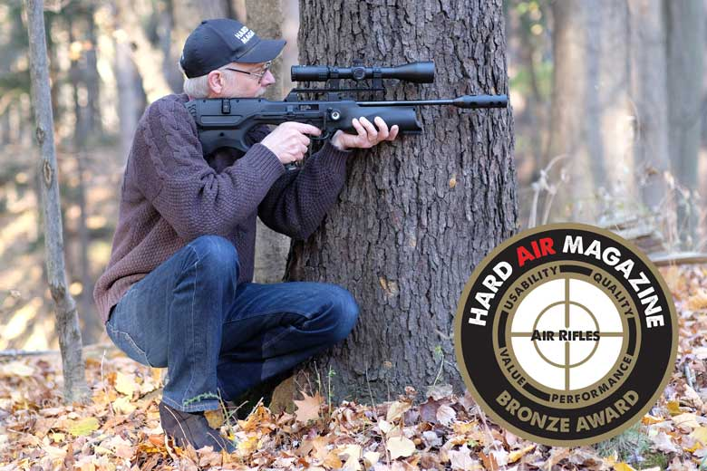 Walther Reign UXT PCP Pellet Rifle Review .25 Caliber