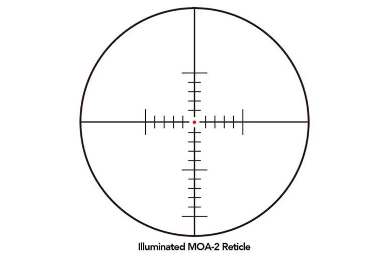 Sightron SIII PLR Riflescopes