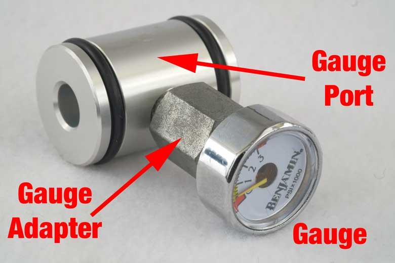 Benjamin Marauder Pressure Gauge Change - Vital Information For Owners!