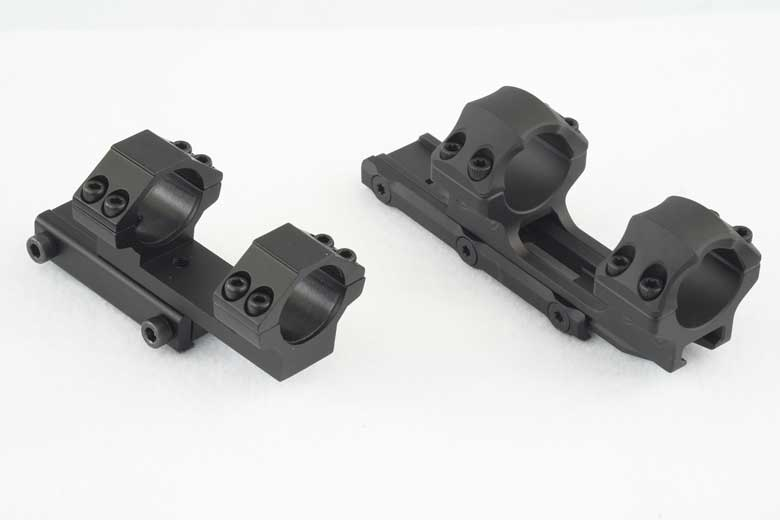 Customize Your Air Rifle With These New Stylish Scope Mounts