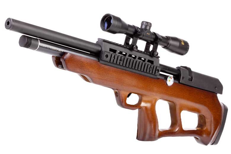 New Beeman Underlever PCP Air Rifle Shipping Now