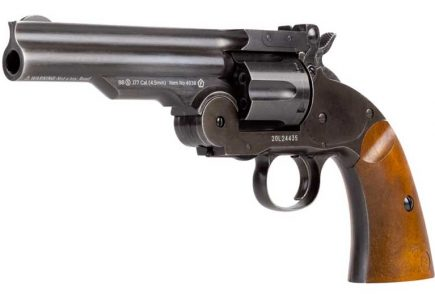 Schofield No.3 BB Revolver Now Available With 5-Inch Barrel