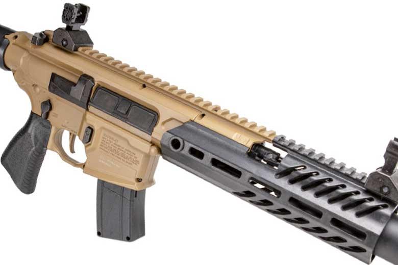 Coming Soon! The SIG MCX Rattler Canebrake Pellet Rifle