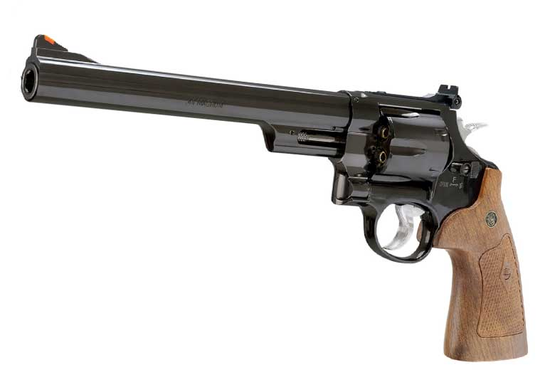 Make My Day! The S&W M29 CO2 BB Revolver