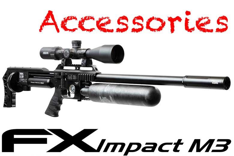 FX Impact M3 Accessories