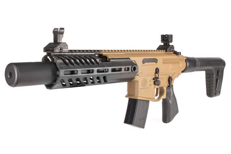 Rattler Canebrake Pellet Rifle