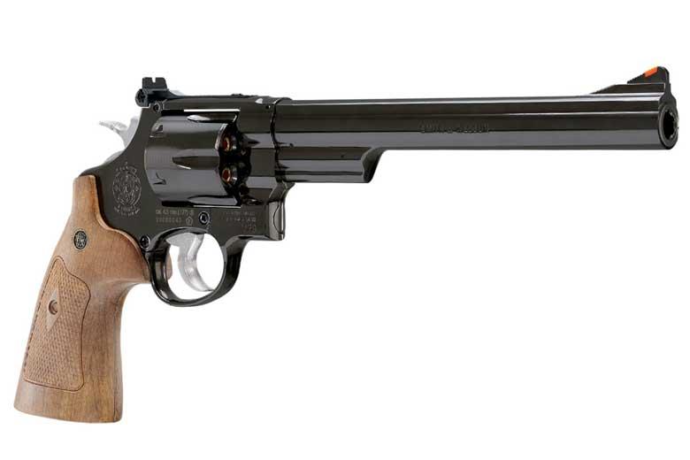 Make My Day! The S&W M29 CO2 BB Revolver
