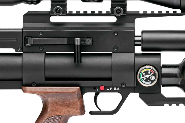 KaliberGun's Latest! The New Cricket II Tactical