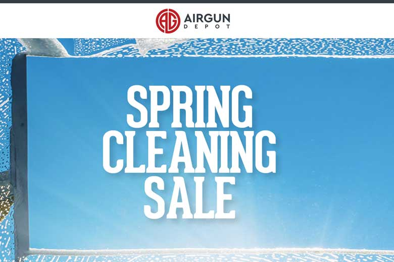 Latest Airgun Depot Sale 10% Off Plus Free Shipping Over $179