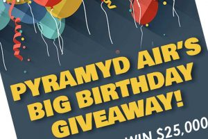 It's Huge! The Pyramyd Air Birthday Giveaway
