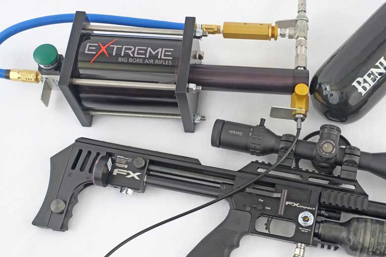 Extreme Booster Pump Review