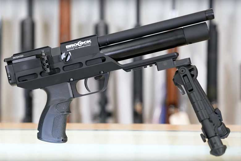 Brocock Atomic XR Pistol