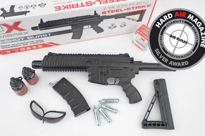 Umarex Steel Strike BB Gun Review