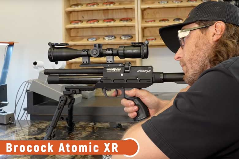 Brocock Atomic Video Review