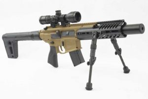A Detailed Look At The New SIG Canebrake Airgun