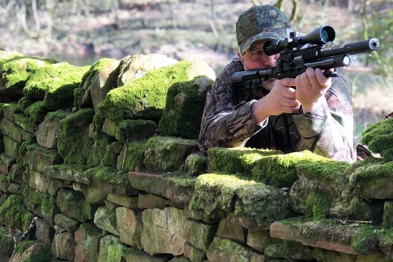 New Brocock Ranger XR Sidelever Carbine