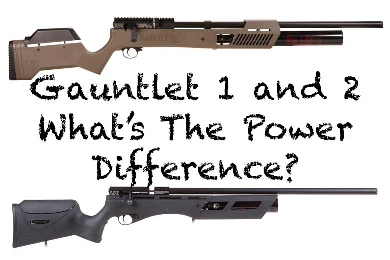 Gauntlet 2 Power - It's A Big Increase from The Original!