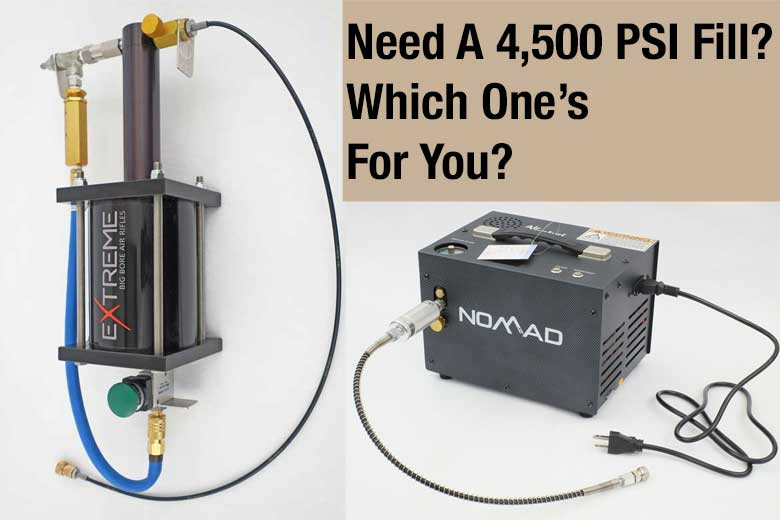 What's Best For My Airgun: A Booster Pump Or Portable Compressor?