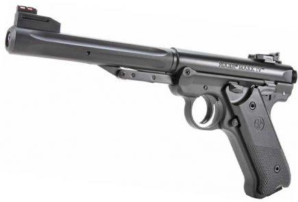 Ruger Mark IV Pellet Pistol
